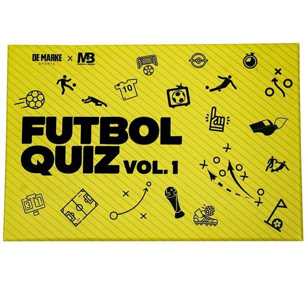 Mabbels Kutu Oyun Futbol Quiz